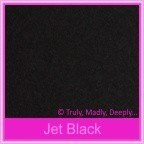 Keaykolour Original Jet Black 120gsm Matte - 160x160mm Square Envelopes