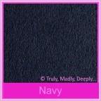 Bomboniere Heart Chair Box - Keaykolour Original Navy Blue (Matte)