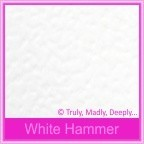 Knight White Hammer 90gsm Matte - DL Envelopes