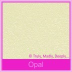 Stardream Opal 120gsm Metallic - 130x130mm Square Envelopes