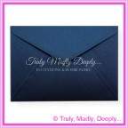 Crystal Perle Sparkling Blue 125gsm Metallic - C5 Envelopes